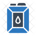Oil Can Fuel Icon
