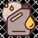 Oil Oil Can Oil Tank Icon