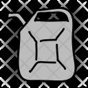 Gas Cane Oil Icon