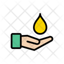 Oil Drop Fuel Icon