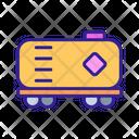 Oil Carriage Icon