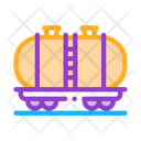 Oil Product Carriage Icon