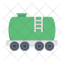 Container Oil Tanker Icon
