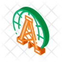 Acid Atomic Co Icon