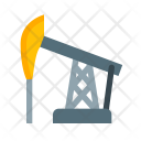 Oil digging Icon