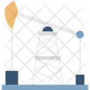 Oil Drilling Icon