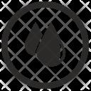 Oil Drop Icon