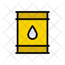 Drum Oil Fuel Icon