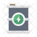 Drum Barrel Energy Icon
