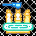 Spill Conveyor Color Icon