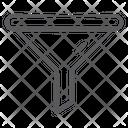 Funnel Oil Filter Conversion Funnel Icon