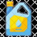 Oil Gallon Diesel Gallon Oil Can Icon