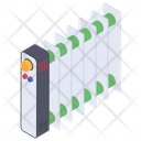 Oil Heater Appliance Icon