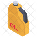 Oil Jerry Can Oil Container Oil Cane Icon