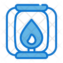 Oil Lamp Ramadan Rug Icon