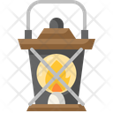 Oil Lamp Fire Lamp Flame Icon