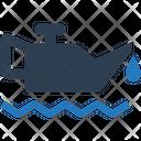 Oil Level Oil Level Icon