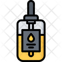 Oil Lotion Makeup Icon