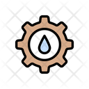 Oil Energy Power Icon
