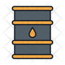 Oil Mining Icon