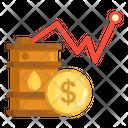 Oil Price Icon