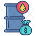 Oil Profit Icon