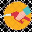 Oil Pump Oil Dispensing Fuel Dispenser Icon