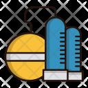 Oil Refinery Experiment Icon