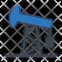 Oil Refinery Gas Icon
