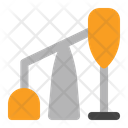 Refinery Oil Gas Icon