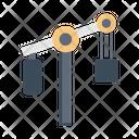 Refinery Oil Crane Icon