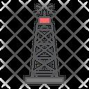 Oil Rig Oil Rig Icon