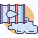 Oil Spill Icon