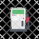 Fuel Petrol Nozzle Icon