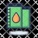 Oil Storage Icon