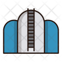 Oil Storage Icon