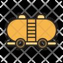 Oil Tank Oil Tanker Tank Truck Icon