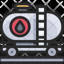 Oil Tank Oil Fuel Icon