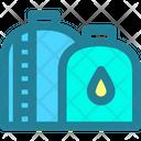 Tank Oil Tank Petroleum Tank Icon