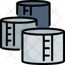 Storage Petroleum Tank Icon