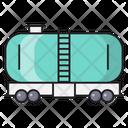Tank Oil Fuel Icon