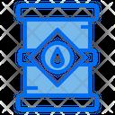 Oil Tank Energy Power Icon