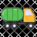 Tanker Water Tanker Oil Tank Icon