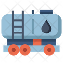 Oil Oil Tank Industry Icon