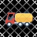 Oil Tanker Petrol Icon