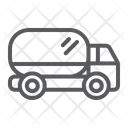 Truck Transport Automobile Icon
