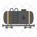 Cistern Oil Train Icon