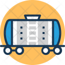 Cargo Train Freight Icon