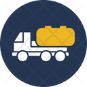 Oil Tanker Oil Tank Icon