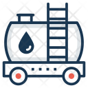 Oil Tanker Icon